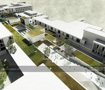 标题:堪培拉大学校园设计大赛中获胜作品(图)万博体育手机版登录:2010-9-16