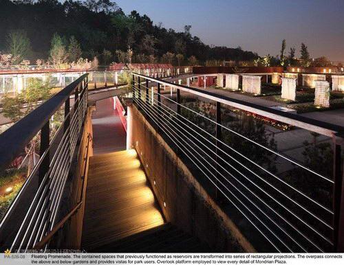 残垣断壁间——西首尔湖公园——重庆风景园林网 重庆