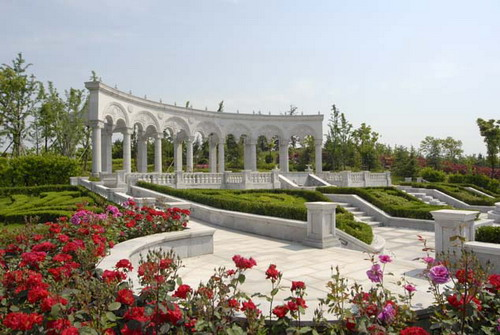 上海安亭汽车博览公园 重庆风景园林网 重庆市风景