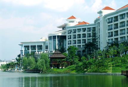 东莞三正半山酒店——重庆风景园林网 重庆市风景园林