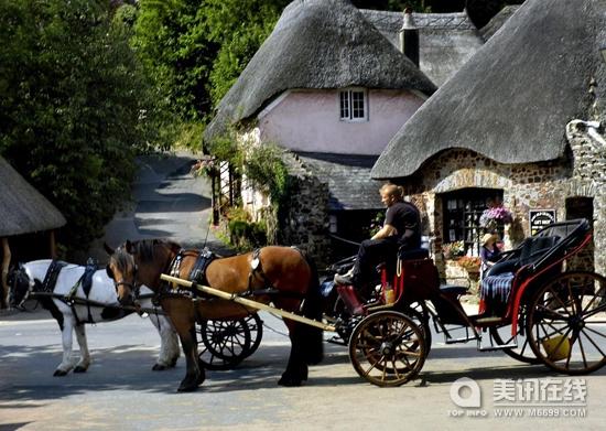 看看的英国乡村风光,再看看中国的农村 - 天涯游子 - 天涯游子