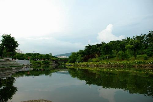 深圳市筆架山公園——重慶風景園林網