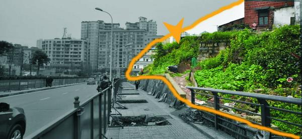 功能的整体协调.人行道铺装色彩是城市色调的重要组成部分,高清图片