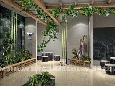 布置 湛江市/5 园林绿化在展示设计中的应用实例