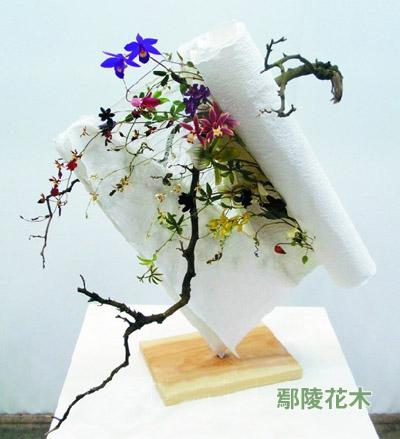 2012日本花艺设计大赛作品欣赏