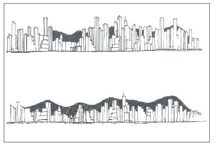 山地城市景观空间系统研究