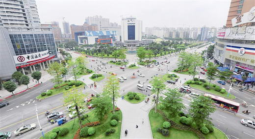 广西梧州:绿城水都 美景如画——重庆风景园林网 重庆