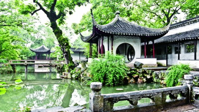 江苏:苏州园林,写意山水——重庆风景园林网