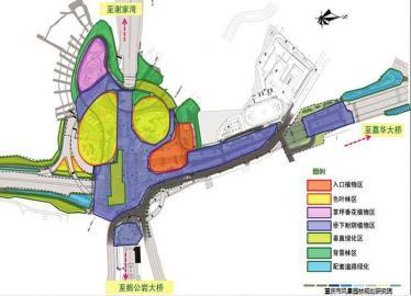 江苏东湖湿地公园_公园设计功能分区_公园设计功能分区分享展示
