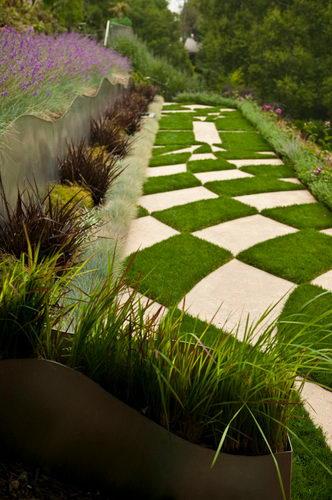 西式庭院景观——重庆风景园林网 重庆市风景园林学会