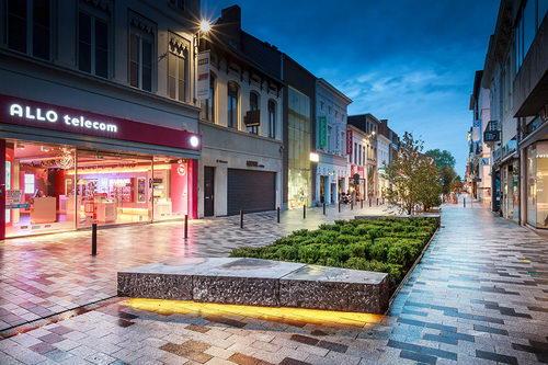 比利时圣尼古拉街道景观——重庆风景园林网 重庆市