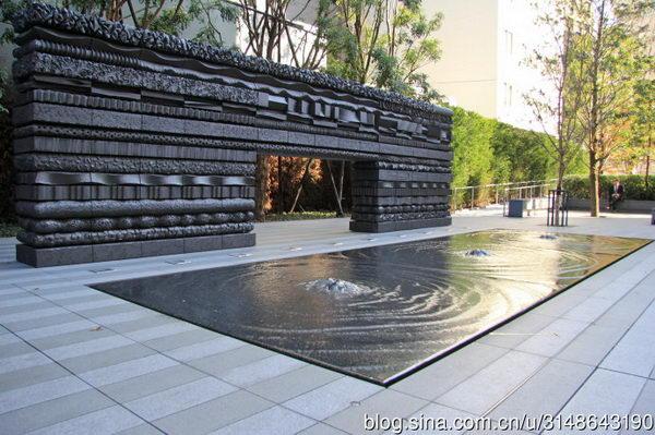城市景观细节-------日本——重庆风景园林网
