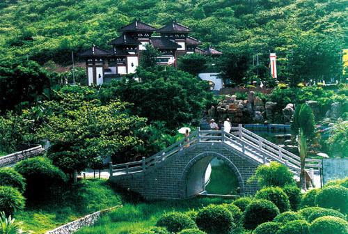 济南市园林设计院:海南省三亚南山佛教文化名胜风景区