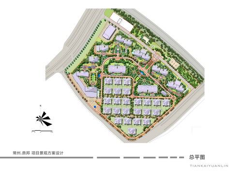 重庆天开锦城园林景观设计有限公司——重庆风景园林