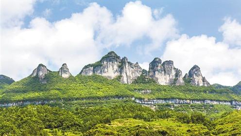 南川金佛山申遗成功 成为全人类共同呵护的瑰宝  关于召开重庆市风景