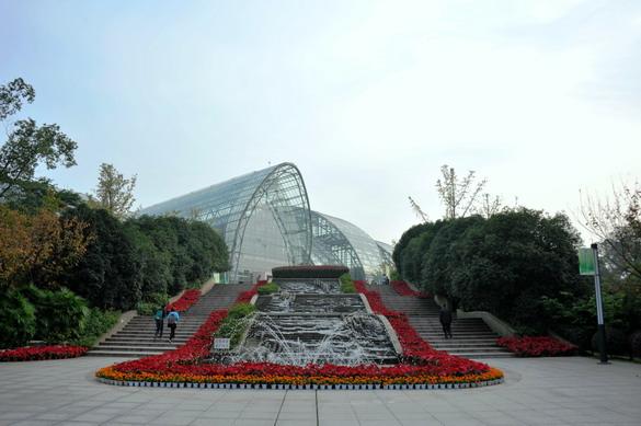 重庆南山植物园绿化——重庆风景园林网 重庆市风景