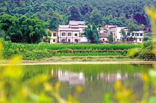 永川建设现代山水田园城市 重庆风景园林网 重庆市