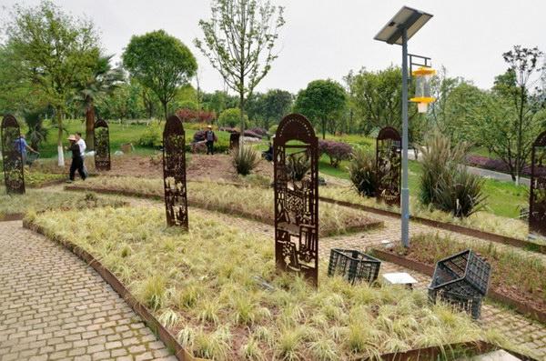 节约型园林在重庆园博园的应用探讨