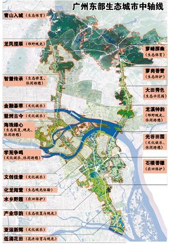 天河區已完成智慧城東區海綿城市示范工程.