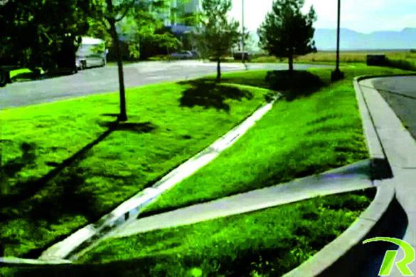 随着社会经济的快速发展,城镇化建设的步伐也越来越快,城市与生态坏境出现了不协调发展的趋势。我国许多城市出现了洪涝灾害频发与水资源短缺这两种极端的现象,遇水即涝,逢干则旱,城市对排水工程的要求越来越高,此时正需要一个系统性的方案来解决城市的水问题。海绵城市的提出正是立足于这一背景,建设海绵城市不仅对水资源的充分利用有着重要的意义,同时也保护了生态坏境,促进了生态文明城市的建设。海绵城市是一个城市自然排水雨洪管理系统,园林植物景观能够在实现海绵城市功能的同时又发挥了其美学价值,在海绵城市的建设中起着举足轻重