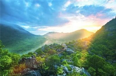 """常山县三衢石林获评""""全球低碳生态景区""""——重庆风景"""