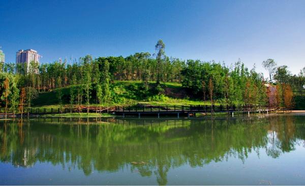 山地公园建设实践——重庆风景园林网 重庆市风景园林