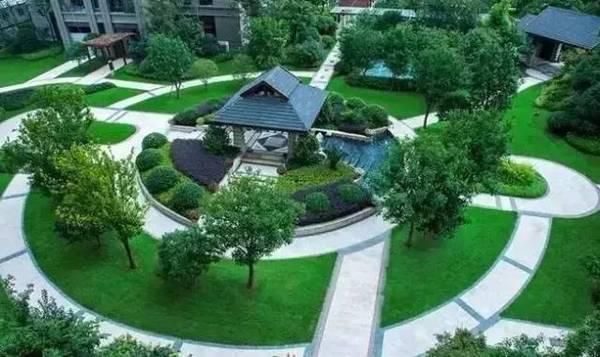 浅议平面构成在园林设计中的应用——重庆风景园林网