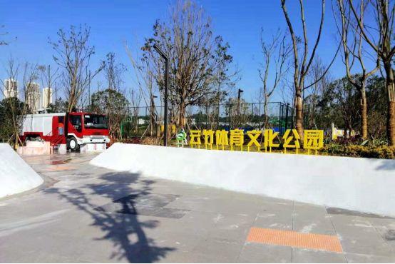 两江新区三座体育文化公园建成开放 重庆风景园林网