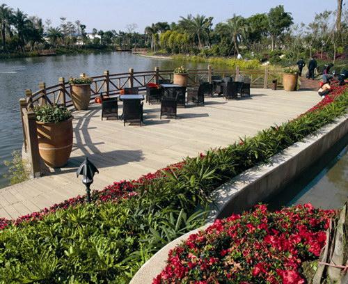 地中海园林景观设计赏析 重庆风景园林网 重庆市风景