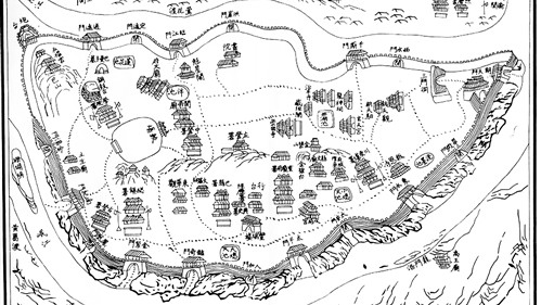 重庆手绘地图_重庆小学生手绘地图作品